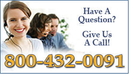 Have a Long Term Care Question?  Call us at 800-432-0091